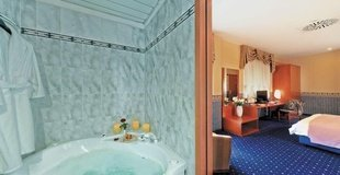 SUPERIOR ROOMS ELE Green Park Hotel Pamphili