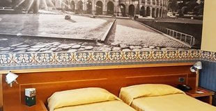 STANDARD ROOMS ELE Green Park Hotel Pamphili